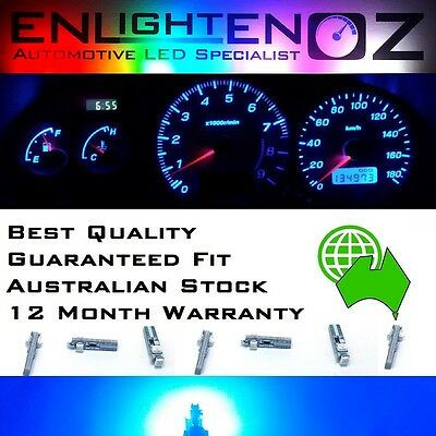 Blue Led Dash Gauge Light Kit Suit Bmw E36 318i 318is 320i 323i