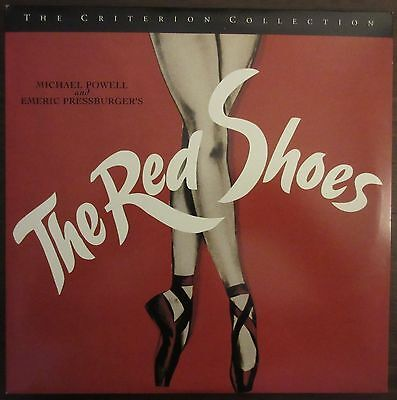 The Red Shoes (1991) - Criterion CAV Laserdisc - Powell / Pressburger