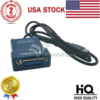 NI GPIB-USB-HS GPIB 778927-01 IEEE 488 National Instrumens High Quality US Ship