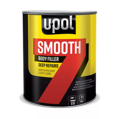 U-pol Smooth 7 Easy Sand Body Filler 3.5L UPOL SM/7