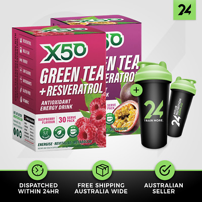 2 X GREEN TEA X50 by TRIBECA HEALTH | Weight Loss Fat Burner Tone | Free GIFT!