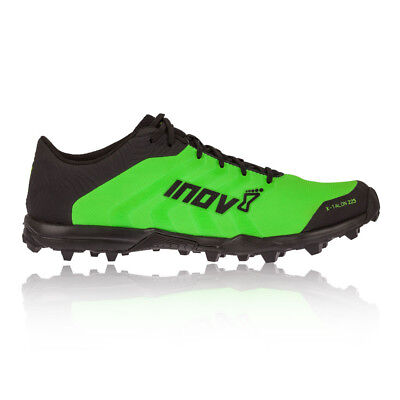 Inov8 X-Talon 225 Unisex Grey Trail Running Road Sports Shoes Trainers Pumps