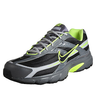 Nike Initiator Men's Premium Running Shoes Fitness Gym Workout Trainers Black
