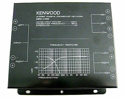 Kenwood KPX-L100 Frequenzweiche Passive Crossover Network
