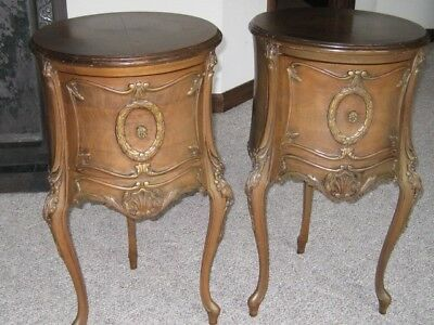 Antique French design End Tables