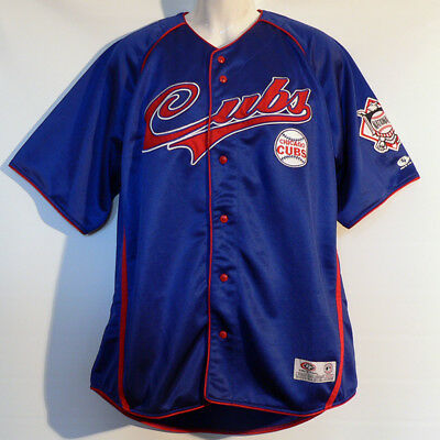 Chicago Cubs Trikot / Jersey - MLB Baseball True Fan Jersey - XL - guter Zustand