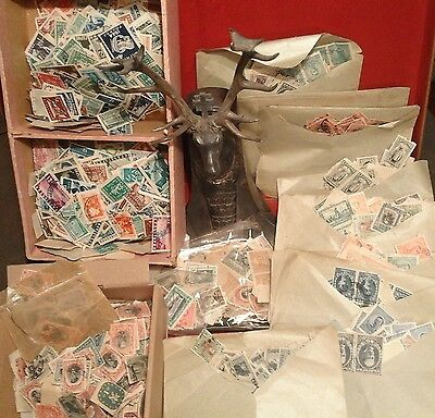 + OFFER Bulgaria Mixed Lot of 200 Stamps from Big Collection / Kiloware Konvolut