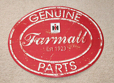 FARMALL Tractor Metal Farm Equipment Vintage Style INTERNATIONAL HARVESTER Part
