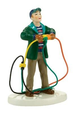 Department 56 Christmas Vacation Clark Griswold Village Accessory Multicolored P