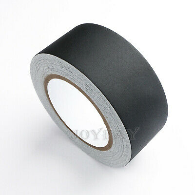 "Gaffer Tape Non Reflective Black Water Resistant Tape 2"" x 90 ft by U.S. Solid"