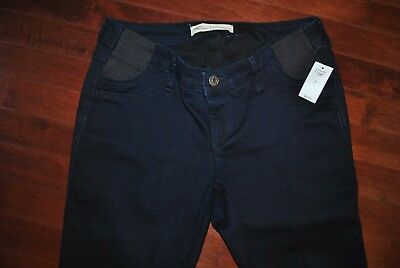 NWT Gap Maternity Inset Panel Skinny Jeans, Size 8/29