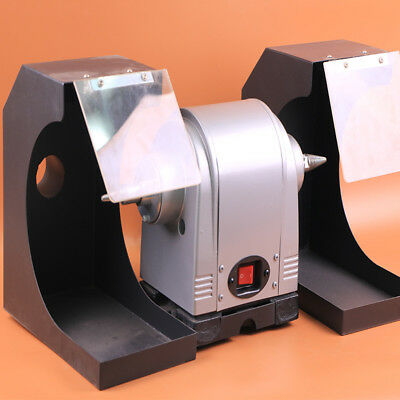 Dental Cutting and Polishing Lathe with Low Noise Stepless Speeds  AX-J3
