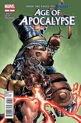 AGE of Apocalypse (2012) # 6 Near Mint (NM) Marvel Comics MODERN AGE