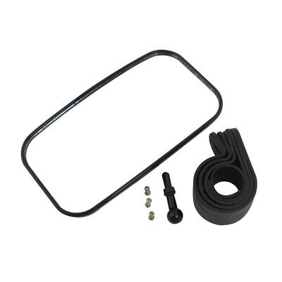 ABS Mirror Adjustable Wide Range Rear View for ATV UTV Off Road Custom