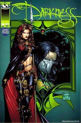 Darkness (Vol 1) #  16 Near Mint (NM) Image MODERN AGE COMICS