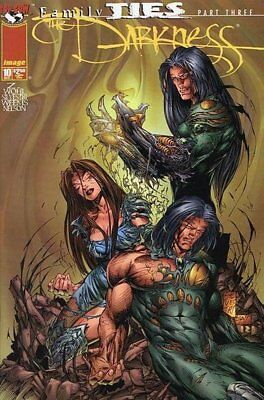 Darkness (Vol 1) #  10 Near Mint (NM) Image MODERN AGE COMICS
