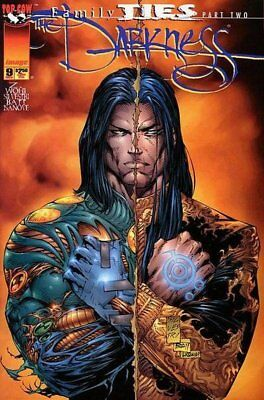 Darkness (Vol 1) #   9 Near Mint (NM) Image MODERN AGE COMICS