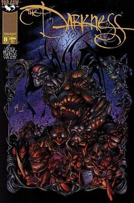 Darkness (Vol 1) #   8 Very Fine (VFN) Image MODERN AGE COMICS