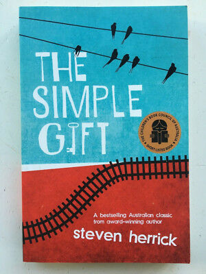 The Simple Gift by Steven Herrick - Paperback, 2016, Brand New