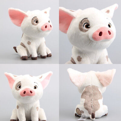 AU STOCK Moana Pet Pig Pua Stuffed Animals Cute Cartoon Plush Toy Doll Soft Gift