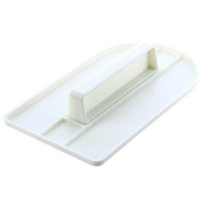 Easy Glide Fondant Smoother New Cake Decorating Frosting Spreader M4I9 X6X0