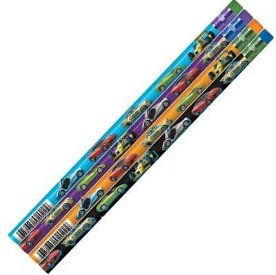 New Teachers School #P202 / #P203 Racing Car Lead Pencils