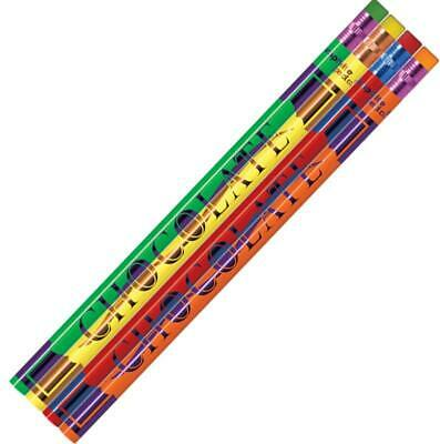 New Teachers School #P813 / #P814 Chocolate Scented Lead Pencils
