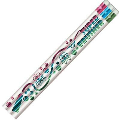 New Teachers School #P963 / #P964 Mint Toothpaste Scented Lead Pencils