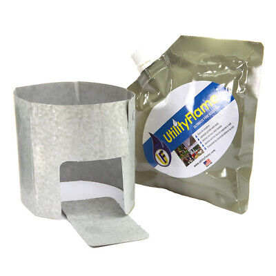 UtilityFlame Pouch 177 ml with Stove