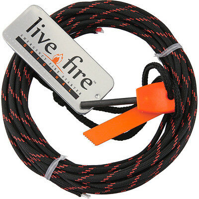 Live Fire Ring O Fire Thin Red Line