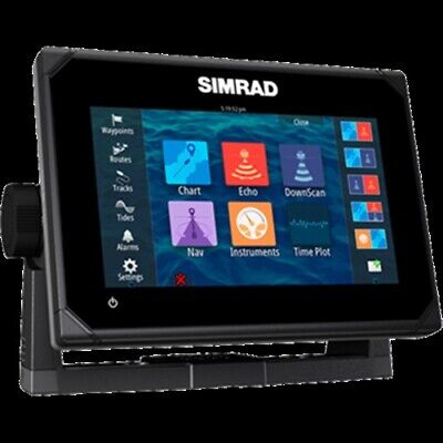"Simrad GO7 XSR 7"" Plotter With Totalscan Transducer"