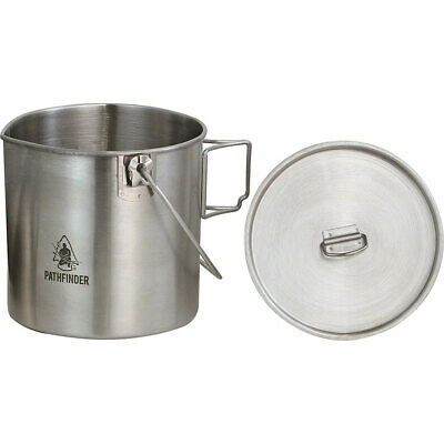 Pathfinder Stainless Bush Pot Cooking Kit
