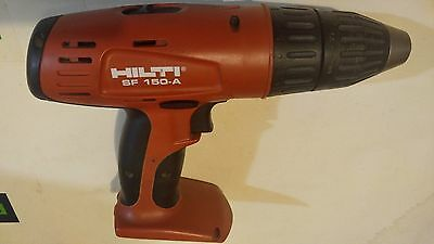 Hilti SF 150-A  drill driver Tool Only used