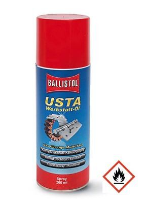 Ballistol USTA Rost-Killer Spray 200 ml (5,12€/100ml)