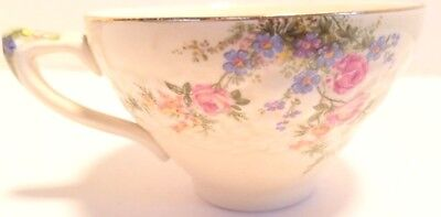Vintage Crown Ducal Florentine Teacup England