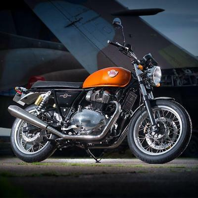 2018 Royal Enfield Interceptor 650 Twin Abs £100 Secures Early Delivery!