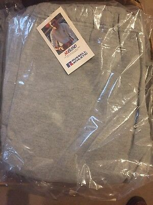 Russell Athletic Sweatpants Nublend Gray 3XL MENS