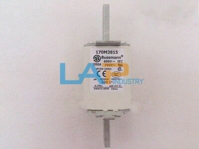 1PC NEW For Bussmann 170M3815 Fuse 200A #ZMI