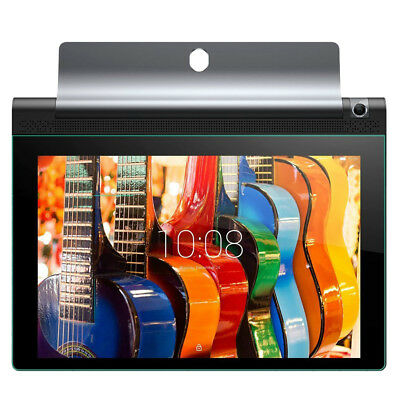 """Clear Premium Tempered Glass Screen Protector for Lenovo Yoga tab 3 10.1"""" M D3C6"""