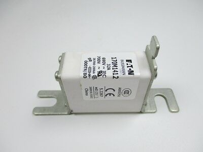 1PC NEW For Bussmann 170M1412 Fuse #ZMI