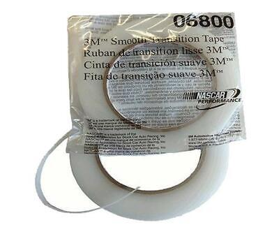 3M 06800 Smooth Transition Tape 7mm x 9m Automotive Body Work Fine