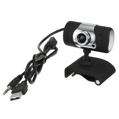 3.0 Mega Pixel USB with microphone Webcam HD Camera for Notebook Laptop PC A1L1
