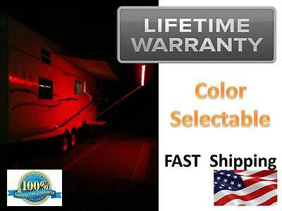 __ LED Motorhome RV Lights __ Awning LIGHTING Kit __ 2X bright w/ WHITE - remote