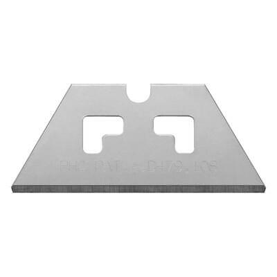 Pacific Handy Cutter  0.017 in.  Carbon Steel  Safety Point  Replacement Blade