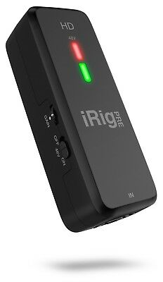 IK MULTIMEDIA iRig Pre HD - Interfaccia Microfonica