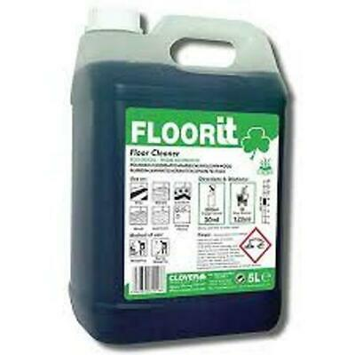 Clover Floor IT Floor Cleaner (5Ltr) Floor Cleaning - 498