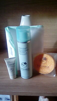 LIZ EARLE CLEANSE AND POLISH 100ml & Deep Cleansing mask 15ml