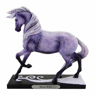 """Enesco Trail of Painted Ponies """"Storm Rider"""" Stone Resin Horse Figurine"""