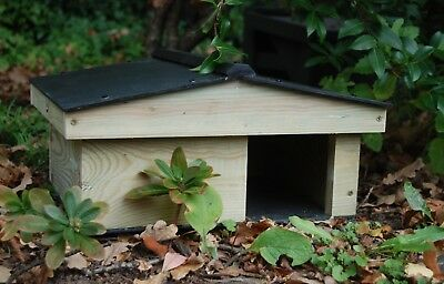 The Four Seasons Hedgehog Nesting And Hibernating House