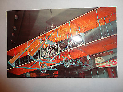 Early Wright Airplane Museum of Science & Industry Chicago aviation Postcard